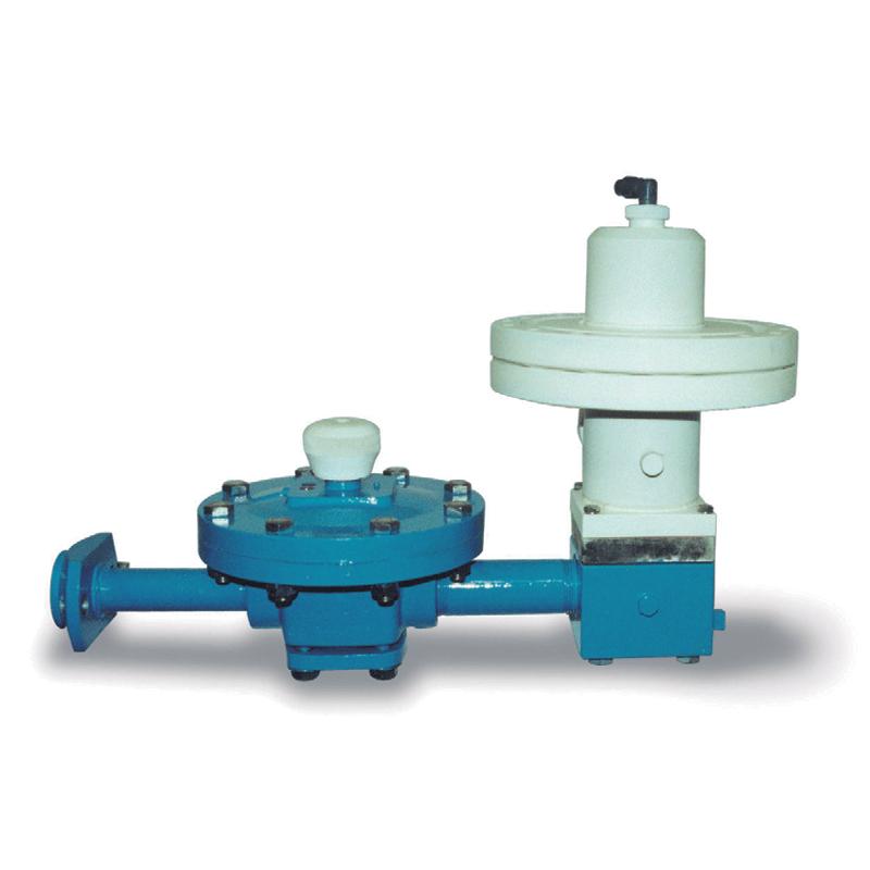 Válvula Reguladora de Pressão e Vácuo Check Unit 3.000 lb/dia