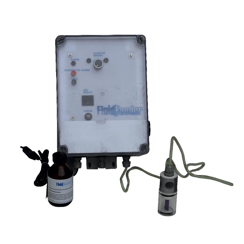 Detector de Vazamento de Gás Cloro