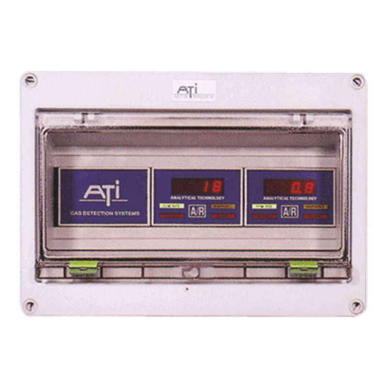 Detector de Gases A14/A11 com 3 Módulos