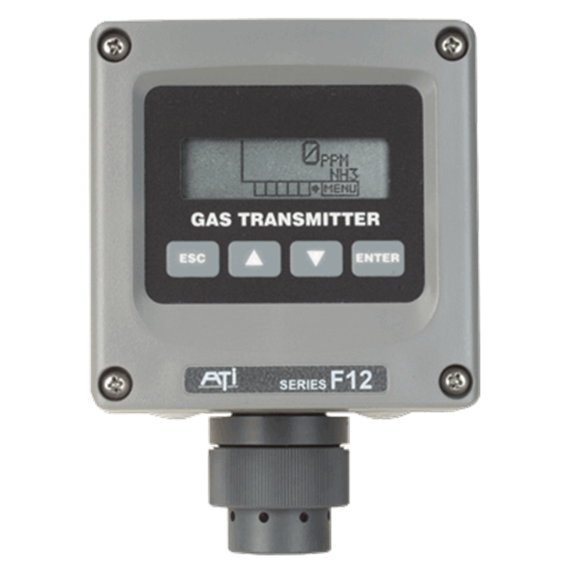 Detector de Gases F12