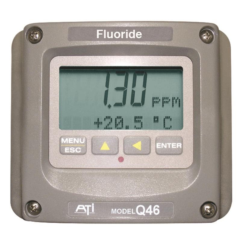 Monitor de Flúor