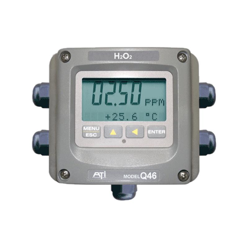 Monitor de Peróxido de Hidrogênio