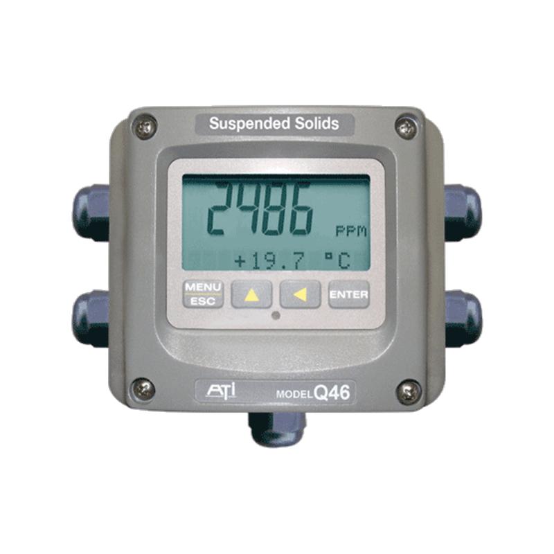 Monitor de Sólidos Suspensos
